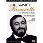 Luciano Pavarotti - Legends in Concert DVD Region 2