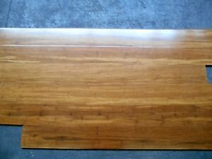 Image Is Loading Bamboo Flooring Floors Stock Clearance Carbonized Strand Woven