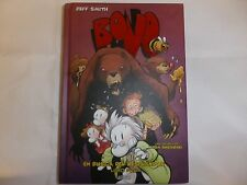 JEFF SMITH- BONE 2 EN BUSCA RESPLANDOR- LIBRO DOS HARDCOVER BOOK