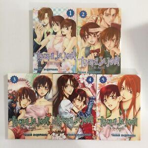 Tenshi-Ja-Nai-I-039-m-No-Angel-Manga-Vols-1-5-English-Shojo