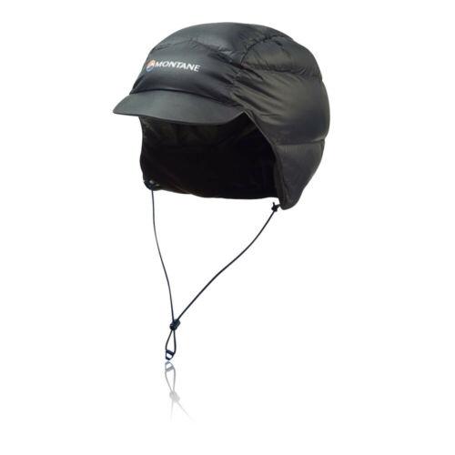 Montane Unisex plume Mountain Chapeau Coiffure Noir