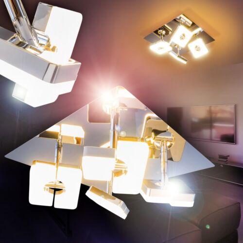 LED Deckenleuchte Design Deckenlampe Wohnzimmer Küchen Leuchte Strahler kippbar