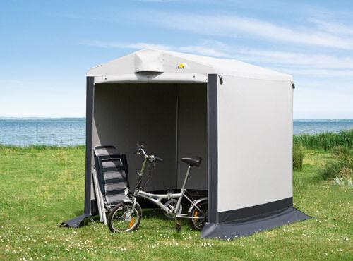 DWT Gerätezelt STORE, Wohnwagen, Zelt, Vorzelt, Wohnwagen, STORE, Camping bd03fc