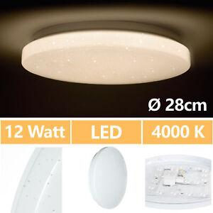 Lampara-De-Techo-LED-Lampara-de-Cocina-12W-Trastero-12Watt-Escalera-de-Casa