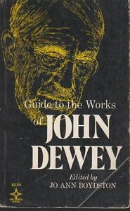 John dewey papers