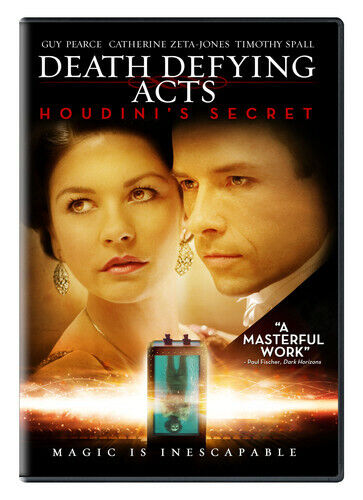 Death Defying Acts - DVD - GOOD - $4.88