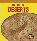 Hiding in Deserts by Deborah Underwood (Paperback / softback, 2010)
