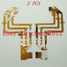 2pcs FP-807 LCD Flex Cable For SONY Super steady shot HDR-SR11E HDR-SR12E