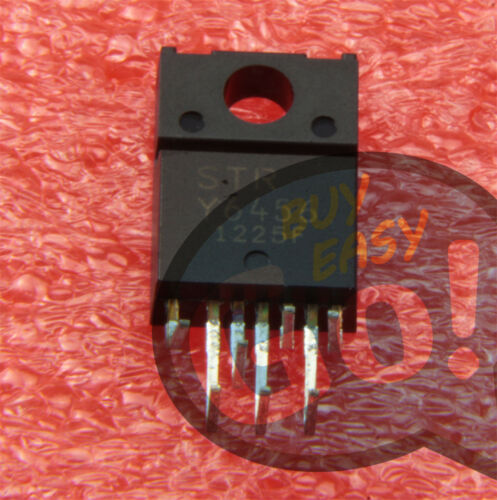 1PCS STRY6456 STR-Y6456 Manu:SANKEN Encapsulation:TO-220F-7 Power MOSFET NEW