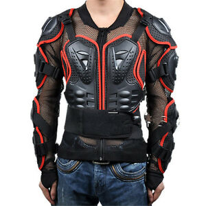 motorradjacke protektoren protektor jacke hemd mit r cken. Black Bedroom Furniture Sets. Home Design Ideas