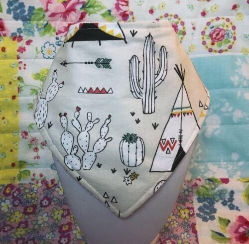 Chereokee village Dribble Bib Bandana Alimentation Accessoires foulard