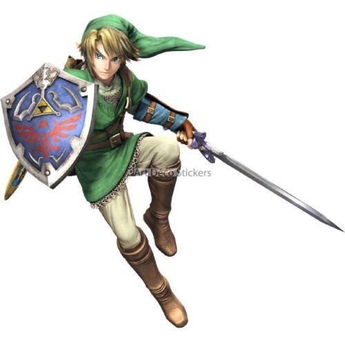 stickers autocollant Zelda réf 15027 15027