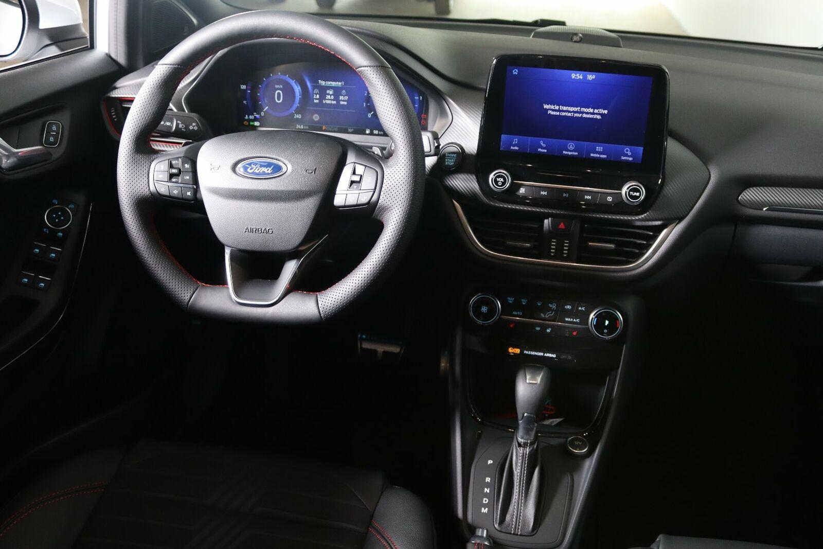 Ford Puma 1,0 EcoBoost ST-Line X DCT - billede 10