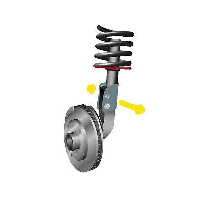 Alignment Camber Bolt Kit MOOG K90473