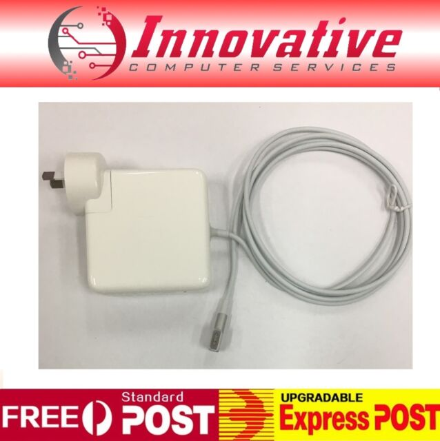 Apple AC Power Adapter Model A1343 85W 16.5-18.5V 4.6A L-Type