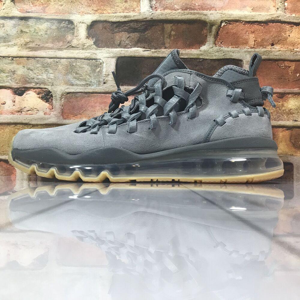 Nike Air Max TR17 de Course Hommes 10.5 Chaussures Cool Gris Foncé Gomme