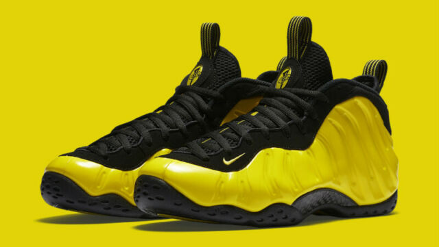 huge discount 70b1d 4dbb6 2016 DS Nike Air Foamposite One Optic Yellow 314996-701 6-14 US Penny Royal  PE 1 9