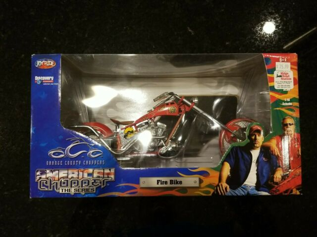 1:10 Scale Die-Cast Mikeys Bike American Chopper Toy