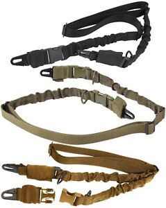Tactical-Hunting-Rifle-Durable-Sling-Convertible-2-Point-or-1-Point