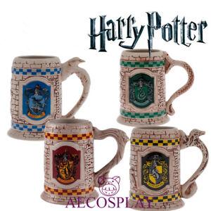 HOG-WARTS-Wizarding-World-Harry-Potter-Gryffindor-Slytherin-COFFEE-Beer-Cup