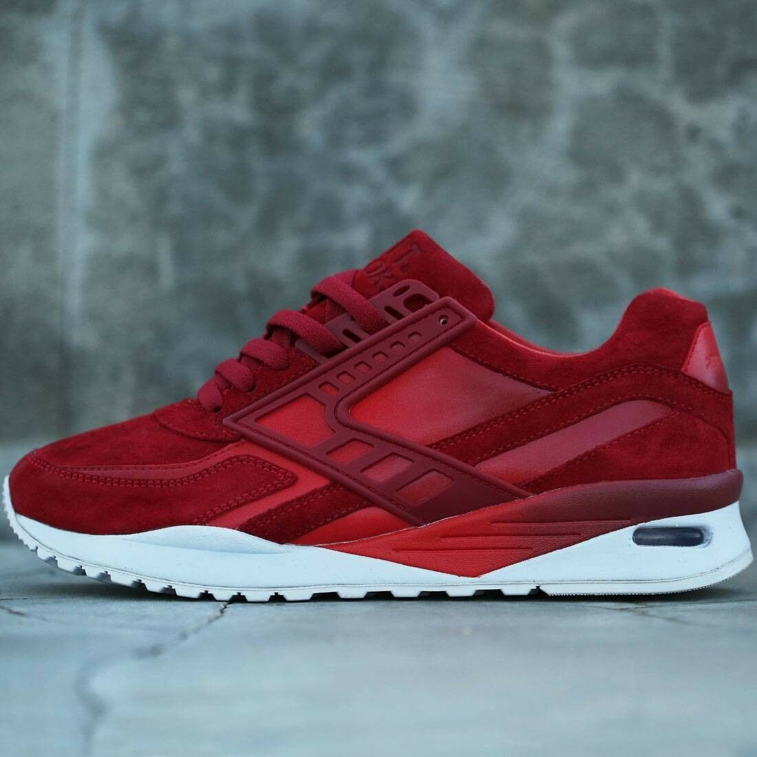 Size 12.0 BAIT x Brooks Regent Inferno red Limited