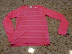 45825ec96 NEW C9 Champion DuoDry Womens Long Sleeve Semi Fitted Pink Shirt ...