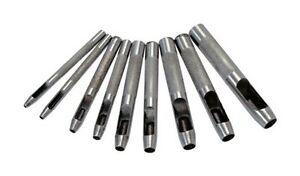 Lochstanzer -- 9tlg. -- 2,5-10mm  </span>