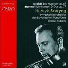 Dvork: Die Hussiten, Op. 67; Brahms: Violinkonzert D-Dur, Op. 77 (CD, May-2007, Orfeo)