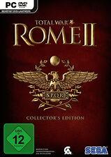 Total War: Rome 2 -- COLLECTORS EDITION *** NUOVO & SCATOLA ORIGINALE ***