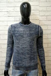 GUESS-Maglione-Cardigan-Uomo-Pullover-Taglia-M-Maglia-Felpa-Sweater-Man-Casual