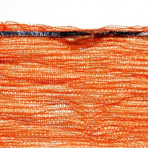 500 x Net tessuti SACCHI Kindling Logs WOOD log VERDURA mesh sacchetti 80x50 cm 30 kg