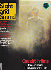 Sight and Sound Magazine Vanessa Redgrave Charles Wood May 1992