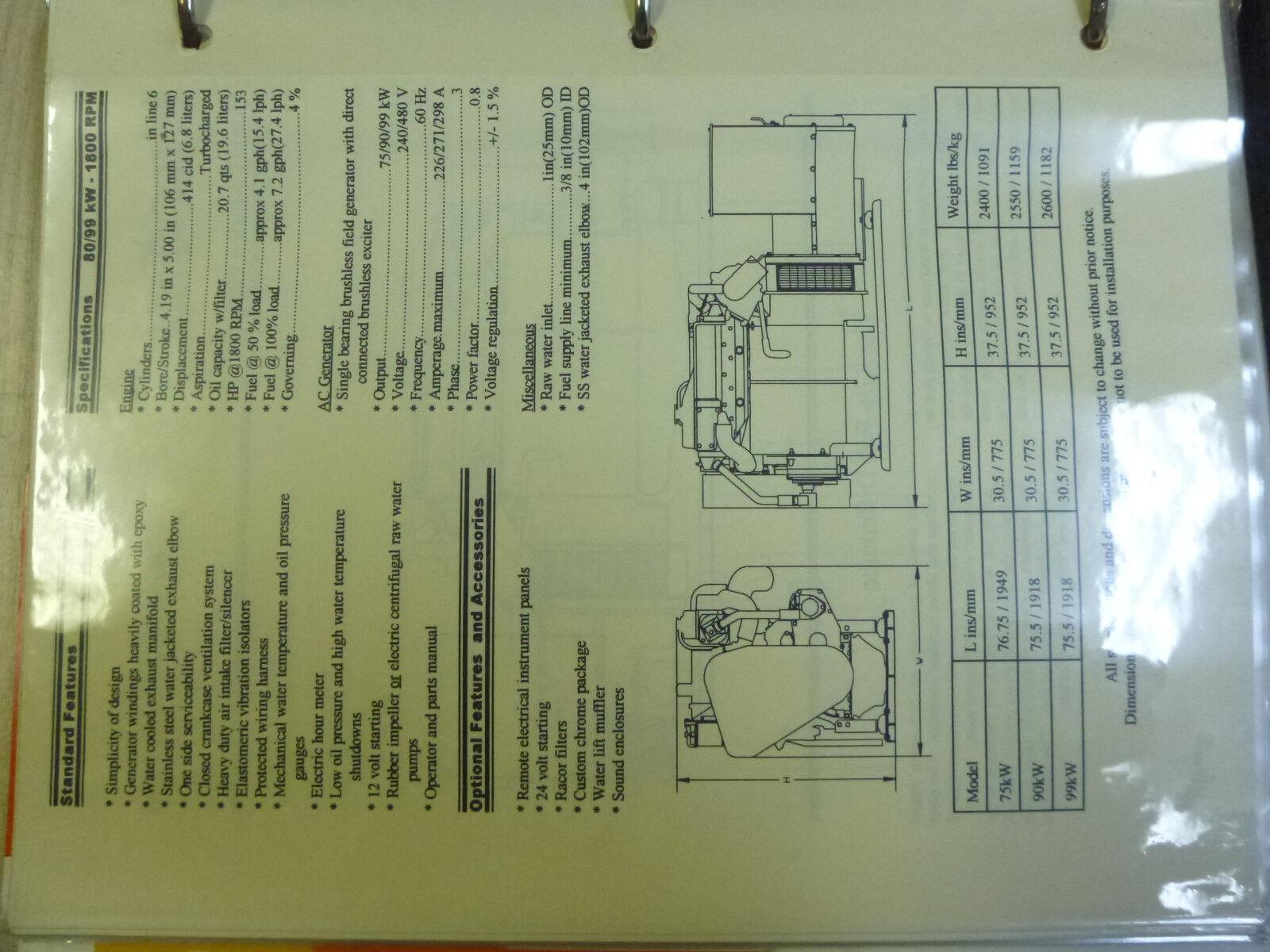 Westerbeke Generator Wiring Diagram Sal. . Wiring Diagram on