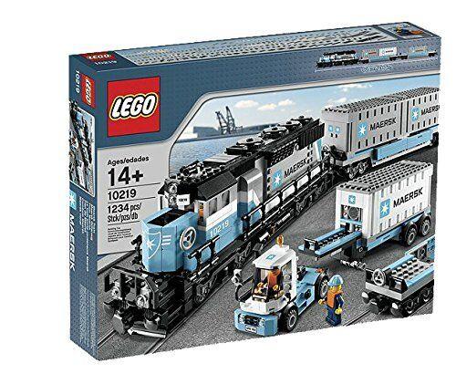 LEGO LEGO LEGO 10219 Creator Maersk Train 47182e