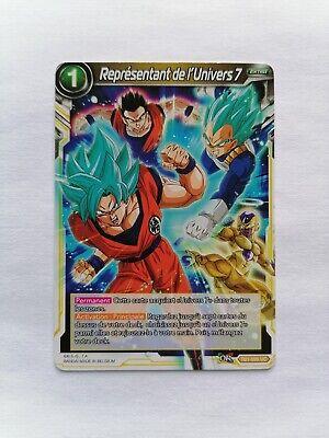 Freezer Dragon Ball Super Empereur de l'Univers 7 TB1-077 SR VF