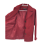 thumbnail 5 - Ellen Tracy Womens S Small Red Button Front Jacket Ladies Casual