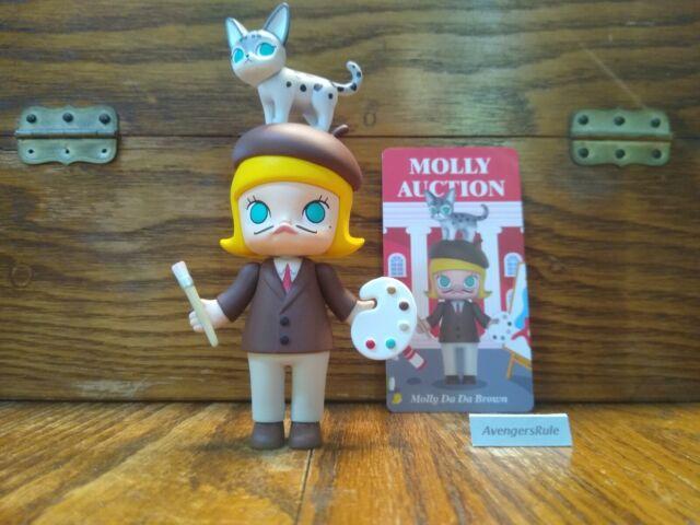 Pop Mart Kennyswork Molly Bugs Mini Figure Fly