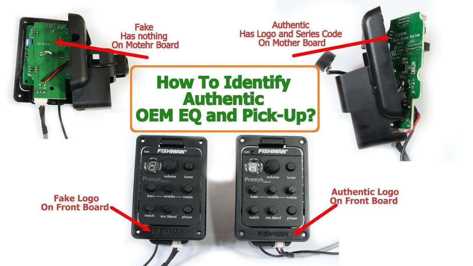 Auténtico OEM Presys Blend Eq instrucción de identificación identificación identificación de Micrófono  de8998