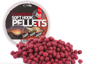 Banoffee Flavoured Bandable Red Halibut Hook Bait Pellets 6mm 80g