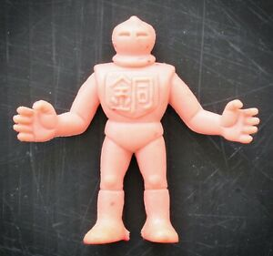 M-U-S-C-L-E-MUSCLE-MEN-86-Kinnikuman-1985-Mattel-RARE-Vintage-Flesh-Color-Toy