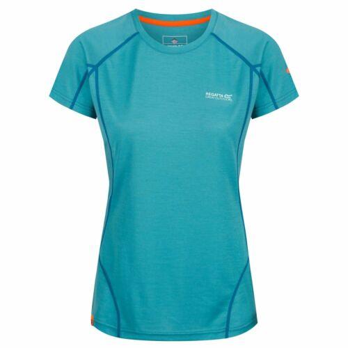 Regatta Damen Outdoor T-Shirt Funktionsshirt Tornell RWT172