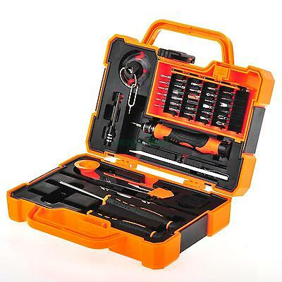 45 in 1 JM-8139 Screwdriver Set Repair Kit Opening Repair Tools For Cellphone PC