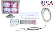 USA Dental Camera Digital USB 2.0 Imaging Intra Oral Dynamic 4 Mega Pixels 6-LED
