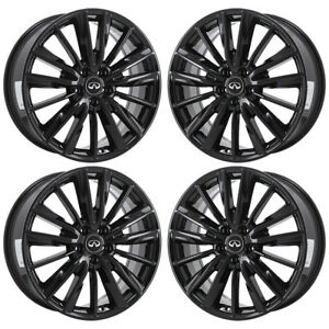 Infiniti Qx60 Black Rims