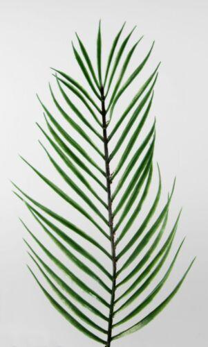 Palmzweig 110cm mit 4 Wedeln GA künstlicher Palmwedel Zweig Palmblatt
