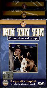 RIN-TIN-TIN-3-DVD-NUOVO-E-SIGILLATO-9-episodi-PRIMA-EDIZIONE-ITALIANA-F-C