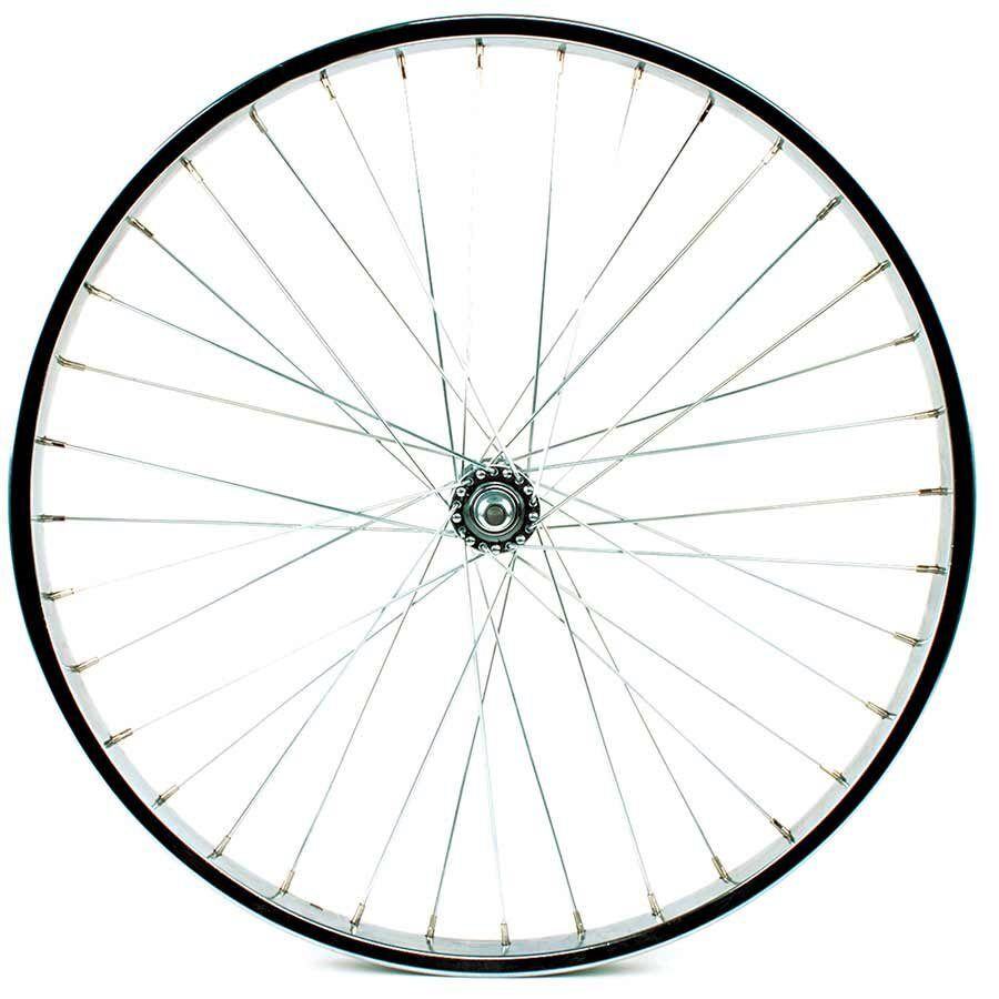 Sta-Tru 26X2.125 Front 12G Steel 36h Heavy Duty Wheel