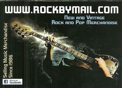 Rare / Carte Postale Photo - Guitare Basse / Postcard Photo Online Winkel