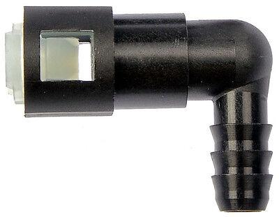 """2 Pack Nylon 800-086 10mm 3//8/"""" Steel to 3//8/"""" Dorman Fuel Line Connectors"""