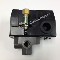 12 Volt Replacement Pressure Switch. Four Port. 140-175 Psi